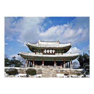 Kyonggi-Hace Namhansansong la fortaleza del sur Anuncio