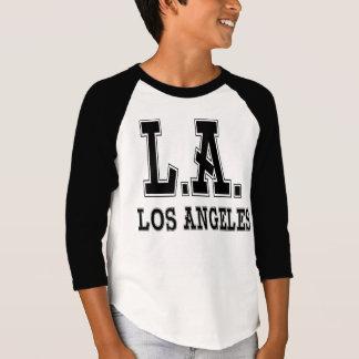 L.A. Los Ángeles Camisetas