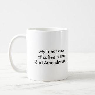 La 2da taza de café de la enmienda