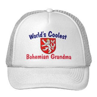 La abuela bohemia más fresca gorras