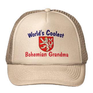 La abuela bohemia más fresca gorra