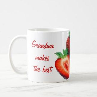 la abuela hace taza clásica