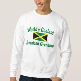 La abuela jamaicana más fresca suéter