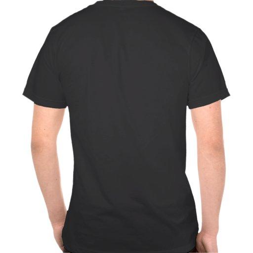 La acampada de la curva del LC Camiseta