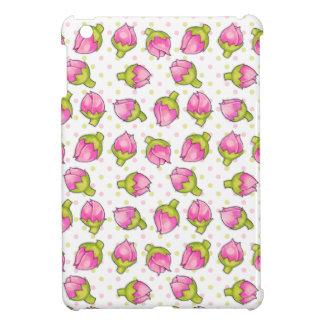 La alegría del capullo de rosa puntea el mini caso iPad mini cárcasa