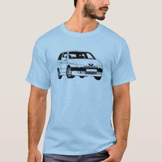 La alfa 145 inspiró la camiseta