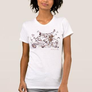 La alheña única del arte inspiró la camiseta del