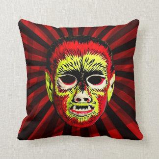 La almohada de tiro casera de la decoración de