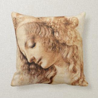 La almohada principal de la mujer de da Vinci