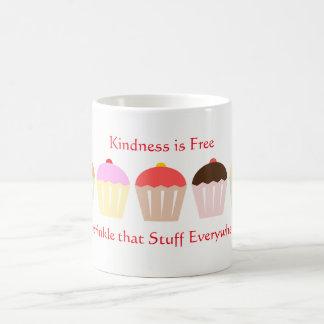 La amabilidad es taza libre
