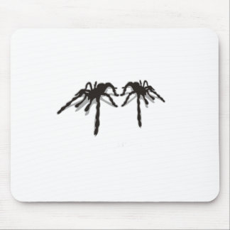 La araña 3d alfombrilla de ratón
