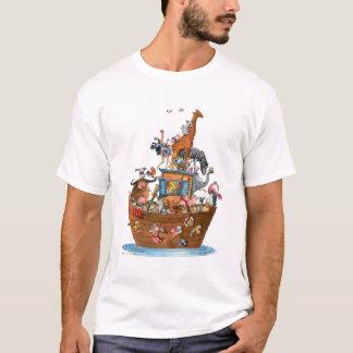 La arca de Noah de los animales - camiseta