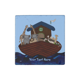 La arca de Noah Imán De Piedra