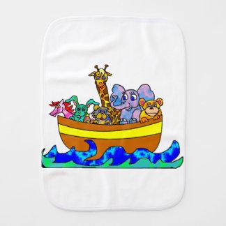 La arca de Noah Paños Para Bebé