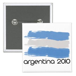 La Argentina 2010 Pins