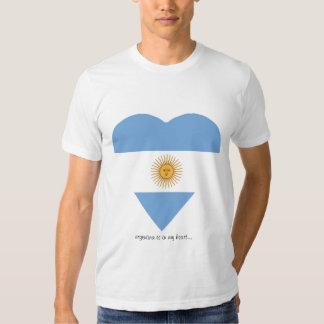 LA ARGENTINA CAMISETAS