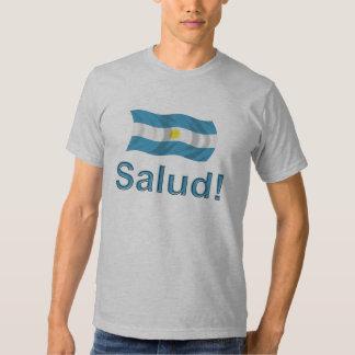 La Argentina Salud Camiseta
