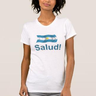 La Argentina Salud Camisetas