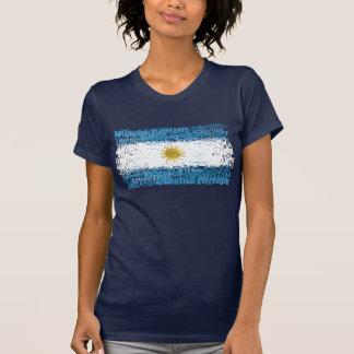 La Argentina textual Camisetas