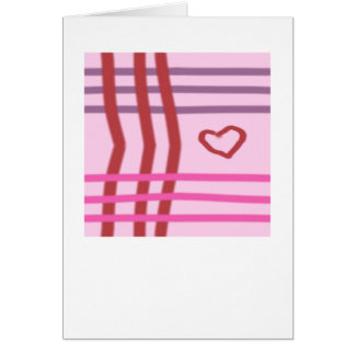 La armadura del amor tarjeta de felicitación