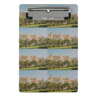 La Atlántida la palma, Abu Dhabi Minicarpeta De Pinza