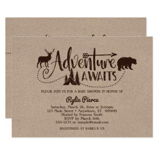 La aventura aguarda la invitación de la fiesta de