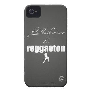 La Bailarina del Reggaeton Carcasa Para iPhone 4