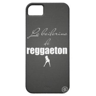 La bailarina del reggaeton iPhone 5 Case-Mate protectores