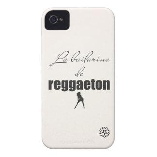 La Bailarina del Reggaeton Funda Para iPhone 4 De Case-Mate