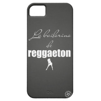 La bailarina del reggaeton funda para iPhone SE/5/5s