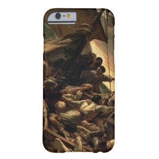 La balsa de la medusa - Théodore Géricault Funda De iPhone 6 Barely There