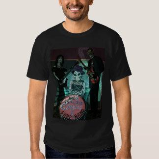 La banda de la resaca de los gitanos del asilo camisetas