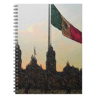 La Bandera 2.jpg de la estafa del EL Zocalo del DF Libro De Apuntes