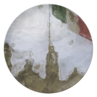 La Bandera 5.jpg de la estafa del EL Zocalo del DF Platos
