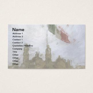 La Bandera 5.jpg de la estafa del EL Zocalo del DF Tarjeta De Negocios