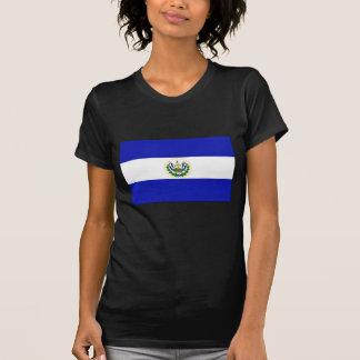 La bandera de El Salvador. Camisetas