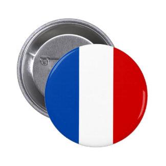La bandera de Francia Pin