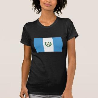 La bandera de Guatemala Camiseta
