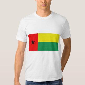 La bandera de Guinea-Bissau Camiseta