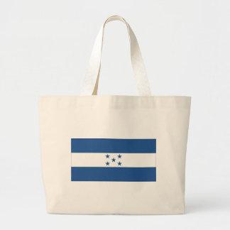 La bandera de Honduras Bolsa