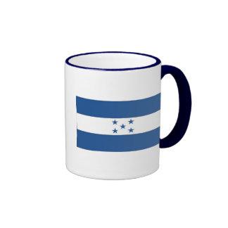 La bandera de Honduras Taza