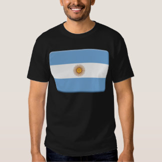 La bandera de la Argentina PERSONALIZA Camisetas