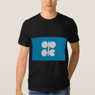 La bandera de la OPEP Camisetas