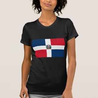 La bandera de la República Dominicana HACE Camisetas