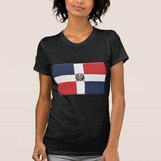 La bandera de la República Dominicana PERSONALIZA Camiseta