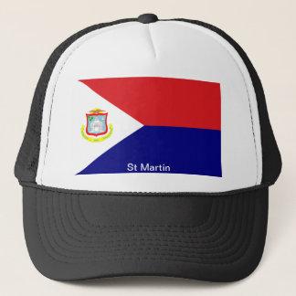 La bandera de San Martín Gorra De Camionero