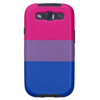 La bandera del BI vuela para el orgullo bisexual Samsung Galaxy S3 Coberturas