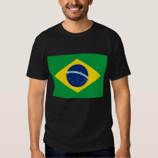 La bandera del Brasil Camiseta
