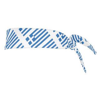 La bandera griega del personalizado de Grecia se