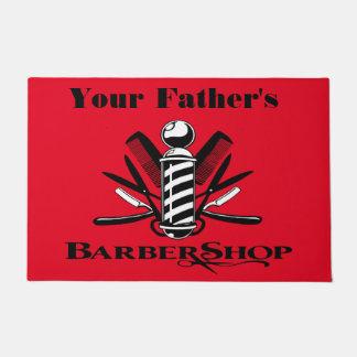 La barbería de su padre